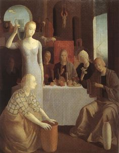 Bela Kontuly - Marriage At Cana