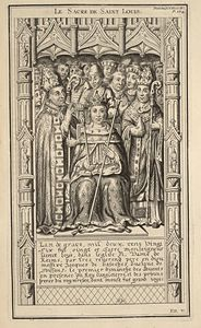 Bernard De Montfaucon - Louis Ix Of France