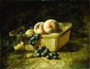 Carducius Plantagenet Ream - Peaches And Grapes