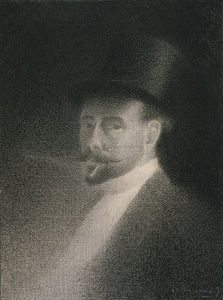 Charles Angrand - Self Portrait