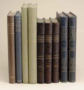 Charles James Adams - A Group English Reference Books