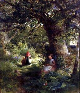 Charles James Lewis - Springtime In The Woods