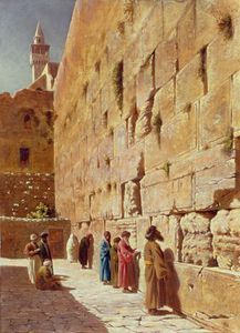 Charles Robertson - At The Wailing Wall