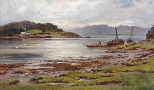 Charles Stuart - Fishing Boats