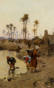Charles Wilda - The Watercarriers