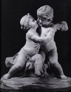 Claude Augustin Cayot - Cupid And Psyche