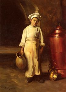 Claude Joseph Bail - The Cooks Helper