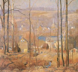 Daniel Garber - Geddes Run