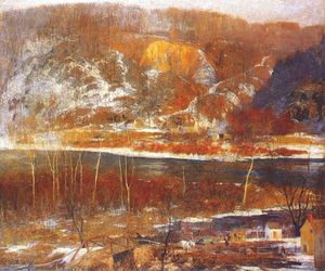 Daniel Garber - Lanscape - The Hill