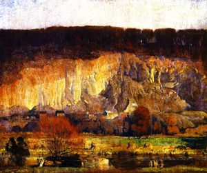 Daniel Garber - The Valley