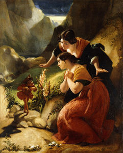 Daniel Maclise - The Time I've Lost In Wooing