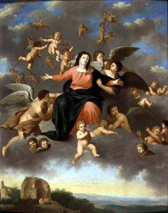 Daniel Vertangen - The Ascension Of The Virgin