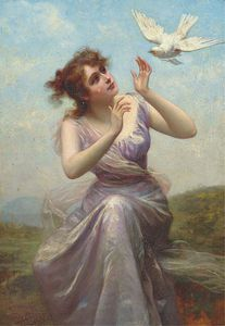 Edouard Bisson - Message D'amour