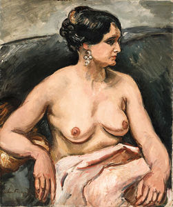 Emile Othon Friesz - Seated Woman