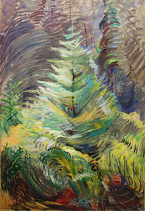 Emily Carr - Heart Of The Forest