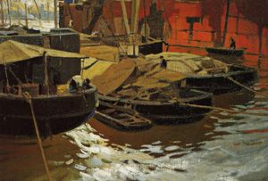 Enrique Martinez Cubells - Harbour Boats
