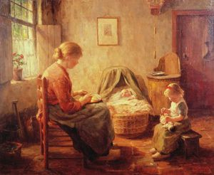 Evert Pieters - The New Baby