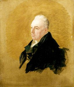 George Hayter - Study Of The Right Honourable Michael