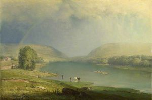 George Innes - The Delaware Water Gap