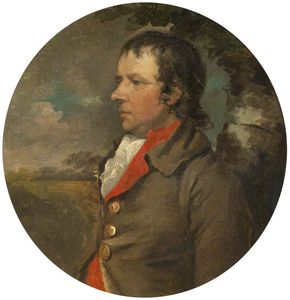 George Morland - Portrait Of A Man