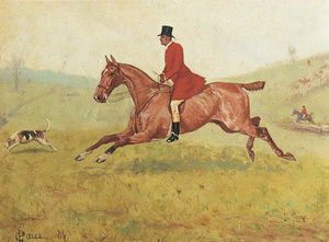 George Paice - Huntsmen And Hounds