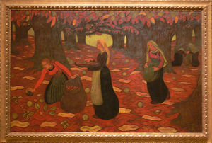 Georges Lacombe - Autumn