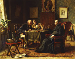 Gerard Portielje - A Game Of Chess