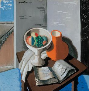 Geza Bene - Still Life With Perspectives