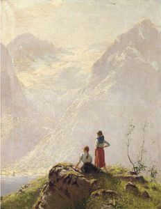 Hans Andreas Dahl - Admiring The View -