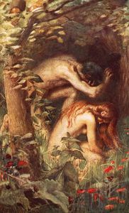 Harold Copping - Adam And Eve
