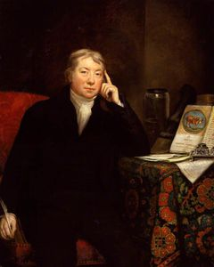 Order Museum Quality Copies | Edward Jenner by James Northcote (1746-1831, United Kingdom) | WahooArt.com