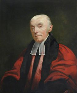 John Jackson - James Wood, Master, Mathematician, Dean Of Ely