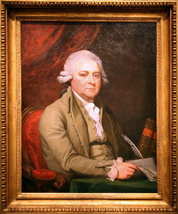 Mather Brown - John Adams