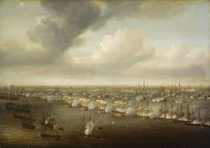 Nicholas Pocock - The Battle Of Copenhagen