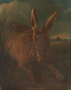 Philip Reinagle - Hare Hunting