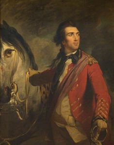 Robert Edge Pine - Colonel John Graham Of Kippen, Third Son Of Nicol Graham Of Gartmore