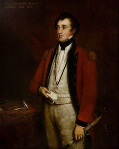 Robert Home - Colonel Thomas Alexander Cobbe