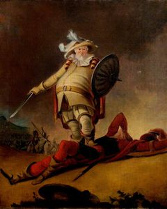 Robert Smirke - 'henry Iv', Part I, Act V, Scene 4, Falstaff And The Dead Body Of Hotspur