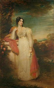 William Beechey - Elizabeth, Lady Buxton, Née Cholmeley