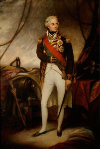 William Beechey - Horatio Nelson -