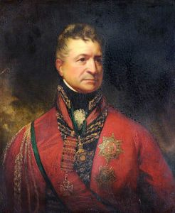 William Beechey - Lieutenant General Sir Thomas Picton