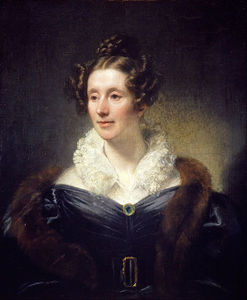 Thomas Phillips - Mary Fairfax, Mrs William Somerville