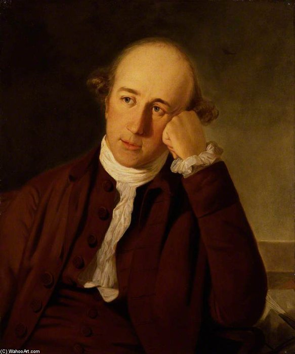 Warren Hastings by Tilly Kettle (1735-1786, United Kingdom)