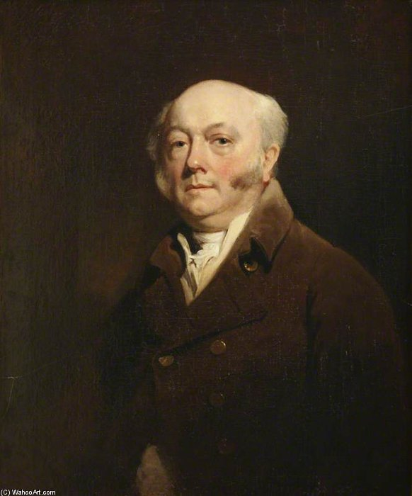Colonel John Matthews by William Owen (1769-1825, United Kingdom)