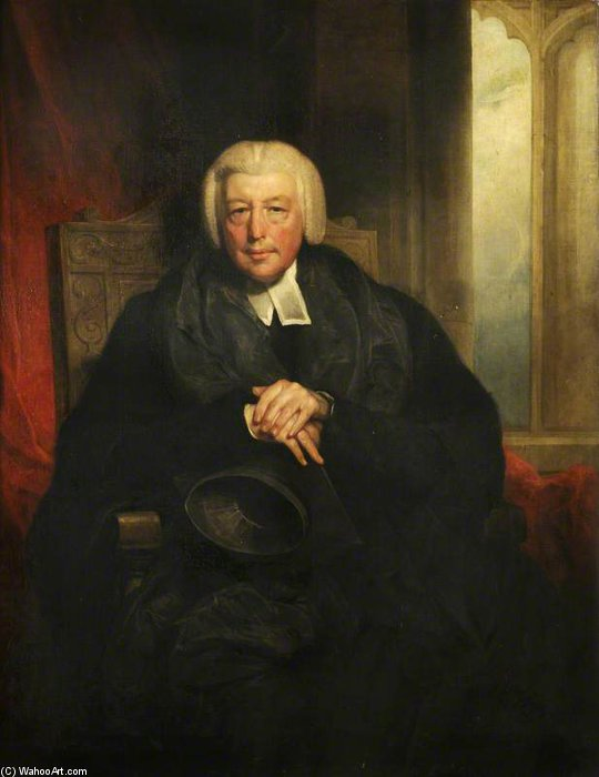 Cyril Jackson - by William Owen (1769-1825, United Kingdom) | WahooArt.com