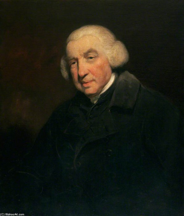 Dr Howard Of Knutsford by William Owen (1769-1825, United Kingdom) | Museum Quality Reproductions | WahooArt.com