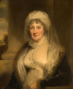 William Owen - Elizabeth Sparrow Of Bishton Hall