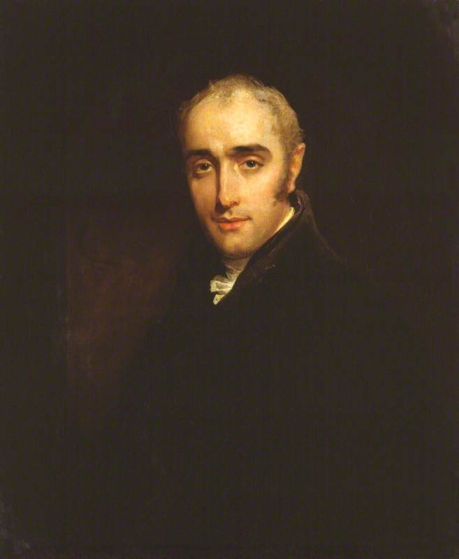 John Wilson Croker by William Owen (1769-1825, United Kingdom)