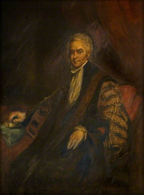 Nicholas Vansittart, 1st Baron Bexley, High Steward And Mp For Harwich, Chancellor Of The Exchequer by William Owen (1769-1825, United Kingdom) | WahooArt.com