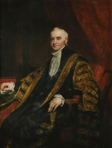 William Owen - Nicholas Vansittart, Baron Bexley
